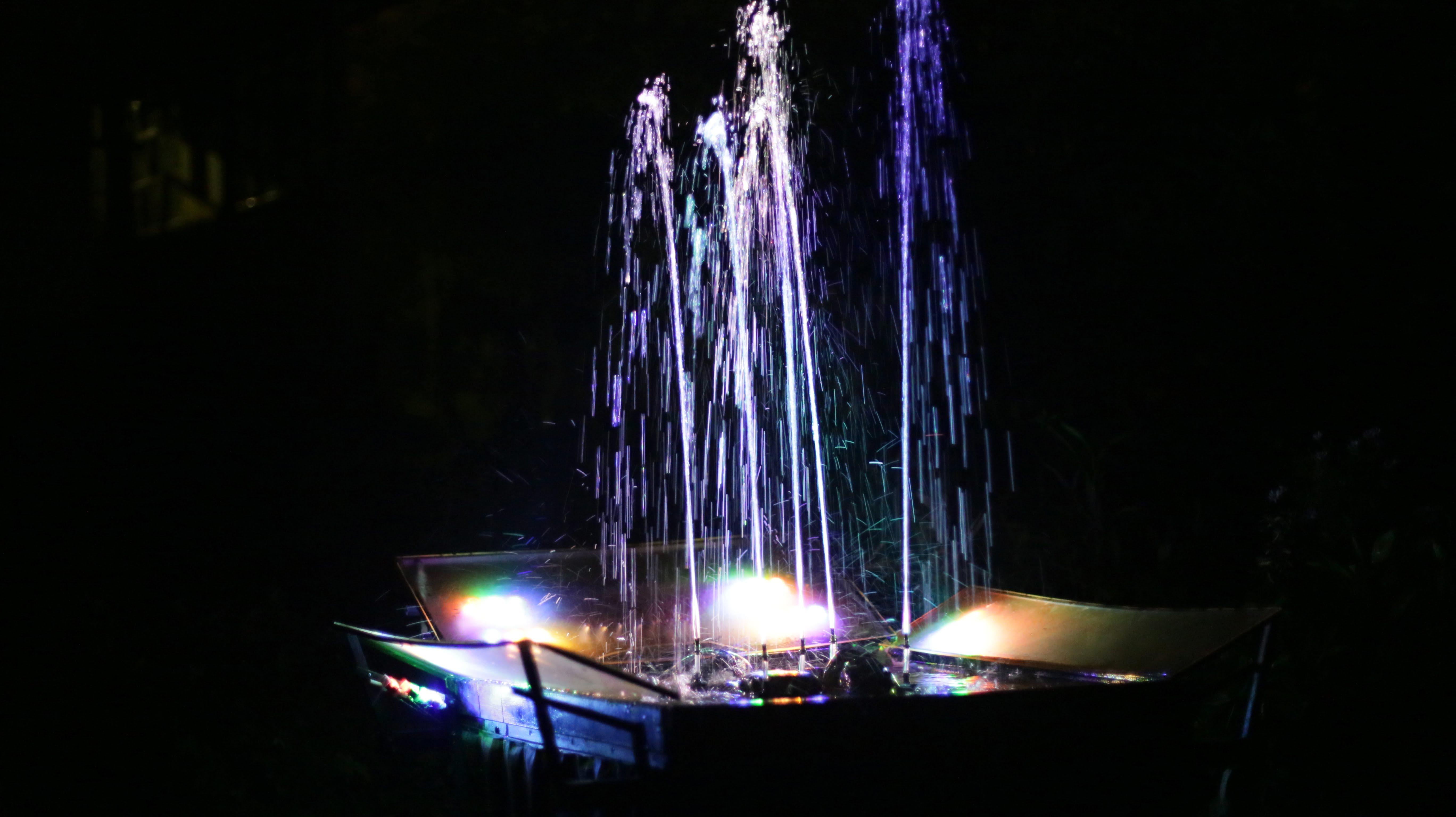 Возрождение фонтана.